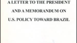 A Letter To The President And A Memorandum On U S Policy