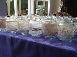 Decorating Jelly Jars is there a jam jar table decorations flash wedding planning 61