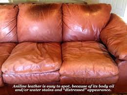 leather couch stain genuine aniline leather with oil stains leather couch stain repair leather couch stain