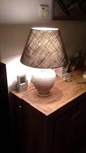 Tik Een Leuke Oude Tafellamp Op De Kop Smeer Het Met Instantfiller