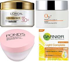 best spf rich face creams moisturizers and lotions in india