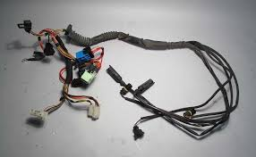 2000 bmw e39 528i manual 5 speed transmission wiring harness 2000 bmw e39 528i manual 5 speed transmission wiring harness complete used oem
