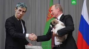 Алексею Панину вручена государственная премия за огромный вклад  Его кандидатская диссертация на тему Проживания людей и собак в одной постели стала лучшей после фильма о плоской Земле Темой даже заинтересовался сам