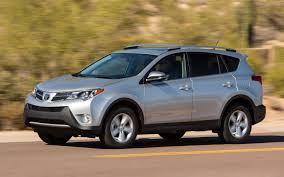 2013 Toyota RAV4 First Drive - Motor Trend