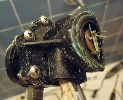 kohler shower diverter valve shower valve replacement valve with buildup diffe kohler bathtub diverter spout repair