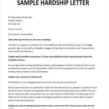 Hardship Letter Loanification Sample Wells Fargo Unemployment