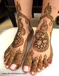 Indian Wedding Henna Designs Top 10 Latest Bridal Feet Henna Designs Henna Tattoo