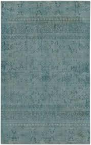 persian rug teal faded