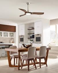 Kitchen Ceiling Fan Attractive Black Metal Kitchen Ceiling Fan With Light Over The