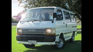 1992 Toyota Hiace 5 Speed Manual Diesel Van $NO RESERVE ...