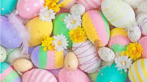 Happy Easter HD Wallpaper