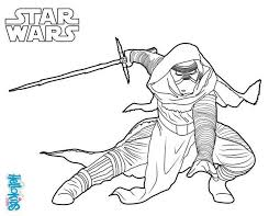 Small Picture Kylo ren star wars coloring pages Hellokidscom
