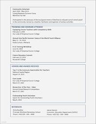 Government Resume Examples 2015 Elegant 44 Best Chronological Resume