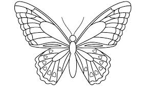 Butterfly Stencils Printable Butterfly Template Butterfly Template