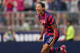 USWNT scored one of the best team goals ...
