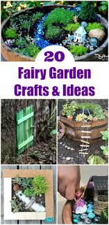 20 Fairy Play & Mini Garden Ideas