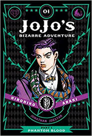 <b>JoJo's Bizarre Adventure</b>: Part 1--Phantom Blood, Vol. 1 (1): Araki ...