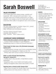 Generic Resume 22 Resumes Uxhandy Com