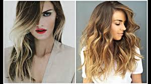 What Is An Ombre Hairstyle 2017 balayage hair color ideas ombre highlights & more youtube 7806 by stevesalt.us