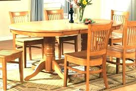 round table and chairs for used oak table and chairs for used dining room round table and chairs