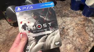 Ghost of Tsushima - Special Edition Unboxing - YouTube