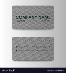 Business Pad Design Vector Business Card Design