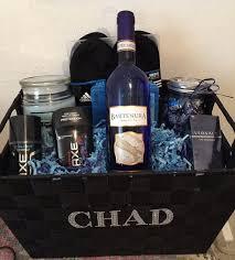 men s gift basket more