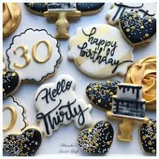20 Best 30th Birthday Cupcakes Images Fondant Cakes Birthday