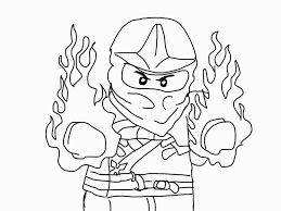 Ninjago Coloring Pictures Of Airjitsu Kai Ninjago Coloring Pages