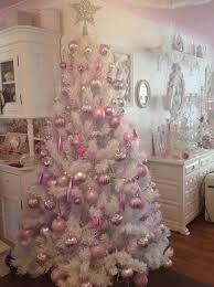 Good Ideas For Shabby Chic Christmas Tree Decoration - Happy Halloween Day