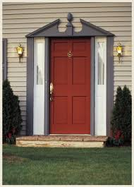 best paint for front doorColorfully BEHR  Love is a Red Front Door