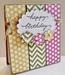 Cute DIY Birthday Card IdeasCard Making Ideas For Birthday