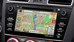 2018 subaru wrx interior. simple interior 2018 subaru wrx and sti 7inch infotainment system with navigation to subaru wrx interior t
