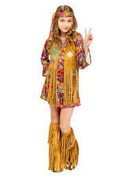 1.7 hippie frisur und make up. 70er Jahre Hippie Kostum Fur Damen Herren Kinder Flower Power