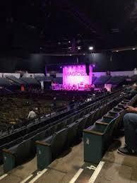 Pechanga Arena Section L16 Home Of San Diego Gulls San