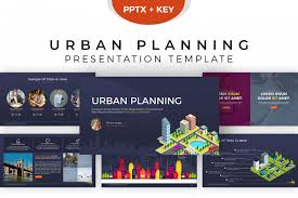 Planning A Presentation Template Urban Planning Presentation Template