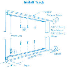 how to install bifold closet doors. How To Install Bifold Closet Doors