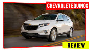 Chevrolet Equinox 2018 - first drive review - YouTube