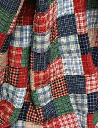Mer enn 25 bra ideer om Plaid quilt på Pinterest & Americana Cambridge Plaid Patchwork Quilt Throw Adamdwight.com