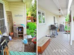 Diy Back Porch Ideas Is A Part Of Small Back Porch Decorating Ideas