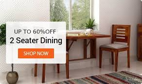 2 seater dining set