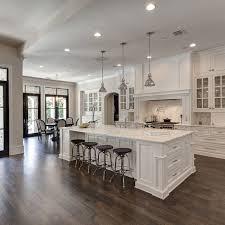 Kitchen Luxury White
