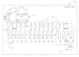 patent us7990082 methods and systems for operating and 19 Pin Socapex Wiring Diagram 19 Pin Socapex Wiring Diagram #2 6 Circuit Socapex 120V Pinout