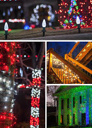Outdoor christmas lighting Residential Outdoor Christmas Decorating Ideas Business Insider Holiday Lights Yard Envy