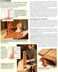Making Raised Panels • WoodArchivist