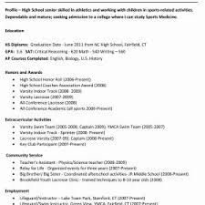 Resume Template Microsoft Word High School Student New Dreaded