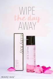 mary kay make up remover oil free