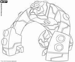 Small Picture Ben 10 coloring pages printable games