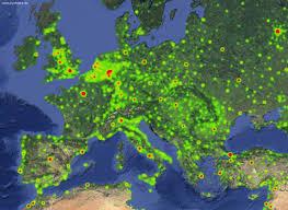 interactive heatmaps with google maps api v  joy of data