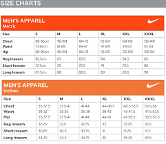 Nike Sweatshirt Size Chart Coolmine Community School